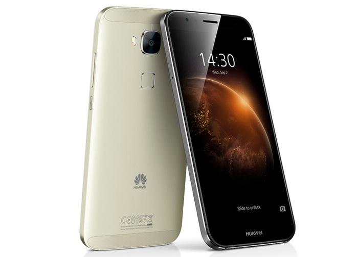 Новый бюджетный смартфон Huawei G8