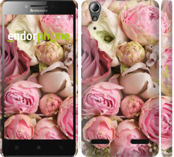 """Чехол для Lenovo K3 (K30-t) """"Розы v2"""" - интернет-магазин чехлов endorphone.com.ua"""