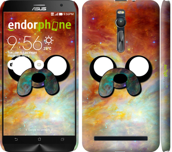 "Чехол для Asus Zenfone 2 ZE551ML ""Adventure Time. Jake v2"" - интернет-магазин чехлов endorphone.com.ua"