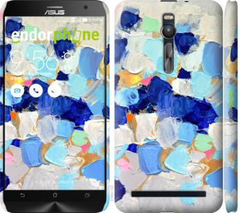 """Чехол для Asus Zenfone 2 ZE551ML """"Холст с красками"""" - интернет-магазин чехлов endorphone.com.ua"""