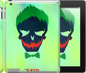"Чехол для iPad 2/3/4 ""Joker Отряд самоубийц"" - интернет-магазин чехлов endorphone.com.ua"