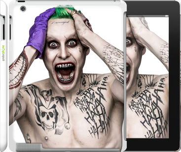 "Чехол для iPad 2/3/4 ""Отряд самоубийц v6"" - интернет-магазин чехлов endorphone.com.ua"