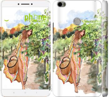 """Чехол для Xiaomi Mi Max """"Девушка Лето"""" - интернет-магазин чехлов endorphone.com.ua"""