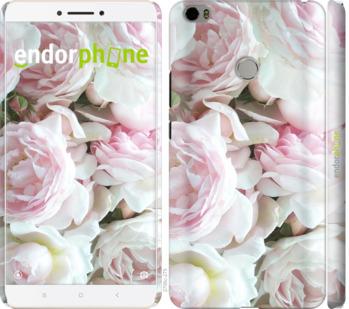"""Чехол для Xiaomi Mi Max """"Пионы v2"""" - интернет-магазин чехлов endorphone.com.ua"""