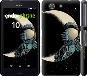 "Чехол для Sony Xperia Z3 Compact D5803 ""Астронавт"" - интернет-магазин чехлов endorphone.com.ua"