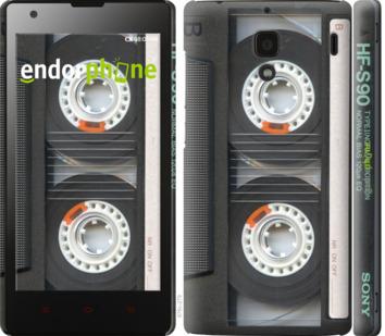 """Чехол для Xiaomi Redmi 1s """"Кассета"""" - интернет-магазин чехлов endorphone.com.ua"""