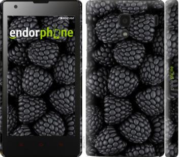 """Чехол для Xiaomi Redmi 1s """"Черная ежевика"""" - интернет-магазин чехлов endorphone.com.ua"""