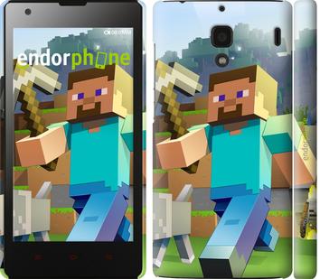 """Чехол для Xiaomi Redmi 1s """"Minecraft 4"""" - интернет-магазин чехлов endorphone.com.ua"""