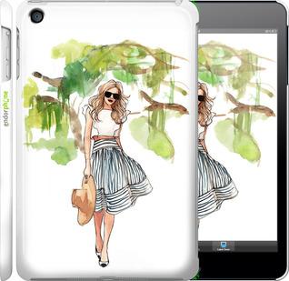 """Чехол для iPad mini """"Девушка арт 2"""" - интернет-магазин чехлов endorphone.com.ua"""