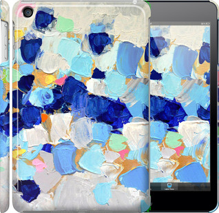 """Чехол для iPad mini """"Холст с красками"""" - интернет-магазин чехлов endorphone.com.ua"""