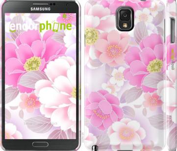 "Чехол для Samsung Galaxy Note 3 N9000 ""Цвет яблони"" - интернет-магазин чехлов endorphone.com.ua"