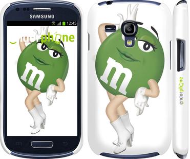 """Чехол для Samsung Galaxy S3 mini """"Гламурный эмемдемс"""" - интернет-магазин чехлов endorphone.com.ua"""
