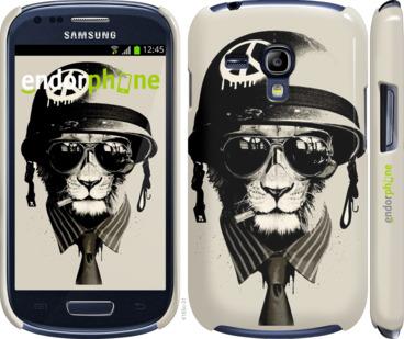 "Чехол для Samsung Galaxy S3 mini ""tattoo soldier"" - интернет-магазин чехлов endorphone.com.ua"
