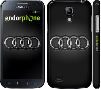 "для Samsung Galaxy S4 mini ""Audi. Logo v3"" - интернет-магазин чехлов endorphone.com.ua"