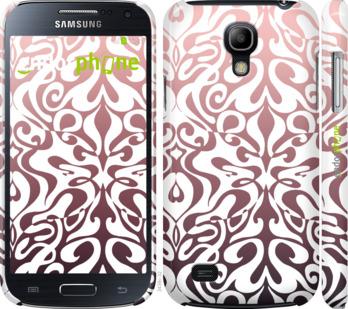 """Чехол для Samsung Galaxy S4 mini Duos GT i9192 """"Градиентный узор"""" - интернет-магазин чехлов endorphone.com.ua"""