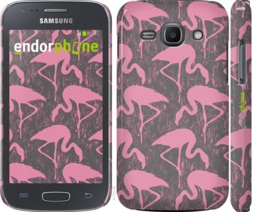 """Чехол для Samsung Galaxy Ace 3 Duos s7272 """"Vintage-Flamingos"""" - интернет-магазин чехлов endorphone.com.ua"""