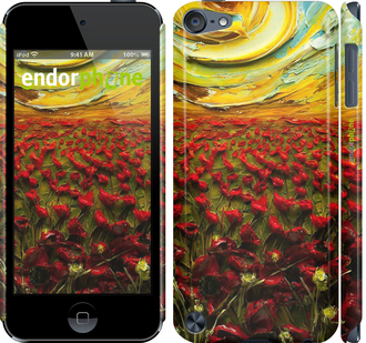 """Чехол для iPod Touch 5 """"Маки 3"""" - интернет-магазин чехлов endorphone.com.ua"""