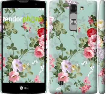 """Чехол для LG G4c H522y """"Цветочные обои 2"""" - интернет-магазин чехлов endorphone.com.ua"""