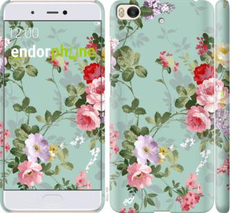 """Чехол для Xiaomi Mi 5s """"Цветочные обои 2"""" - интернет-магазин чехлов endorphone.com.ua"""