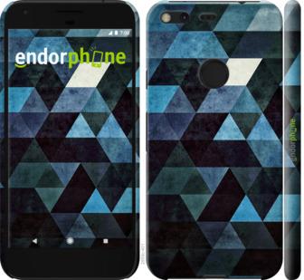 """Чехол для Google Pixel XL """"Треугольники"""" - интернет-магазин чехлов endorphone.com.ua"""