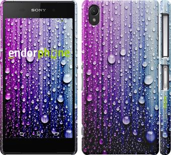 """Чехол для Sony Xperia Z2 D6502/D6503 """"Капли воды"""" - интернет-магазин чехлов endorphone.com.ua"""