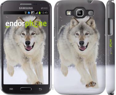 """Чехол для Samsung Galaxy Win i8552 """"Бегущий волк"""" - интернет-магазин чехлов endorphone.com.ua"""