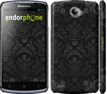 """Чехол для Lenovo S920 """"узор барокко"""" - интернет-магазин чехлов endorphone.com.ua"""