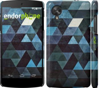 """Чехол для LG Nexus 5 """"Треугольники"""" - интернет-магазин чехлов endorphone.com.ua"""