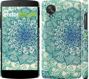 """Чехол для LG Nexus 5 """"Узор v14"""" - интернет-магазин чехлов endorphone.com.ua"""