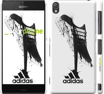 "Чехол для Sony Xperia Z3 dual D6633 ""Адидас"" - интернет-магазин чехлов endorphone.com.ua"