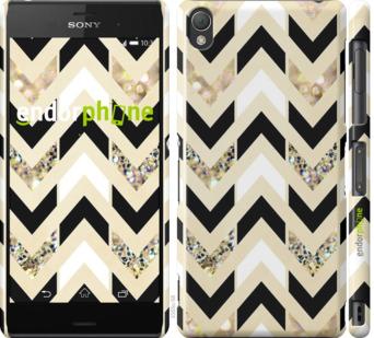 "Чехол для Sony Xperia Z3 D6603 ""Шеврон 10"" - интернет-магазин чехлов endorphone.com.ua"