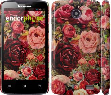 """Чехол для Lenovo A820 """"Цветущие розы"""" - интернет-магазин чехлов endorphone.com.ua"""