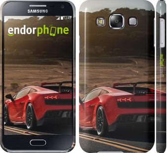 "Чехол для Samsung Galaxy E5 E500H ""Lamborghini v2"" - интернет-магазин чехлов endorphone.com.ua"