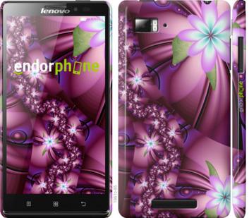 """Чехол для Lenovo Vibe Z K910 """"Цветочная мозаика"""" - интернет-магазин чехлов endorphone.com.ua"""