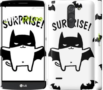 """Чехол для LG G3 Stylus D690 """"Super Pussy"""" - интернет-магазин чехлов endorphone.com.ua"""