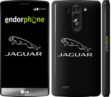 """Чехол для LG G3s D724 """"Jaguar. Logo v2"""" - интернет-магазин чехлов endorphone.com.ua"""