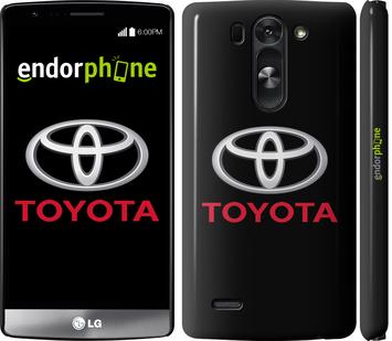 """Чехол для LG G3s D724 """"Toyota. Logo"""" - интернет-магазин чехлов endorphone.com.ua"""