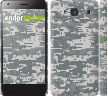 """Чехол для Xiaomi Redmi 2 """"Камуфляж"""" - интернет-магазин чехлов endorphone.com.ua"""