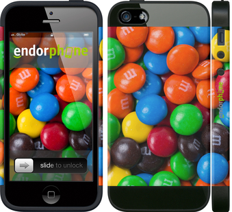 "iPhone 5 ""M&M"