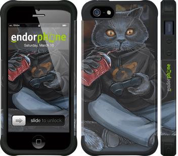 """Чехол для телефона """"gamer cat"""" - интернет-магазин чехлов endorphone.com.ua"""