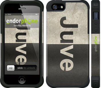 "iPhone 5 ""Ювентус"" - интернет-магазин чехлов endorphone.com.ua"