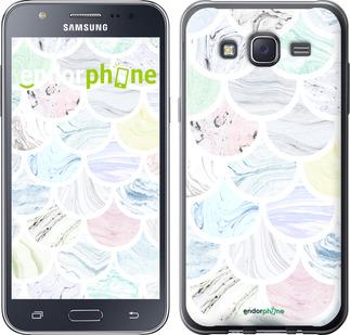 "Чехол для Samsung Galaxy J5 (2015) J500H ""Мрамор 4"" - интернет-магазин чехлов endorphone.com.ua"