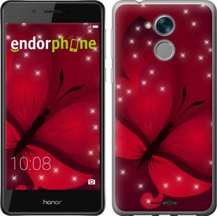 """Силиконовый чехол для Huawei Honor 6C """"Лунная бабочка"""" - интернет-магазин чехлов endorphone.com.ua"""