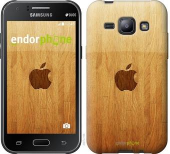 "Чехол для Samsung Galaxy J1 J100H ""Apple1"" - интернет-магазин чехлов endorphone.com.ua"