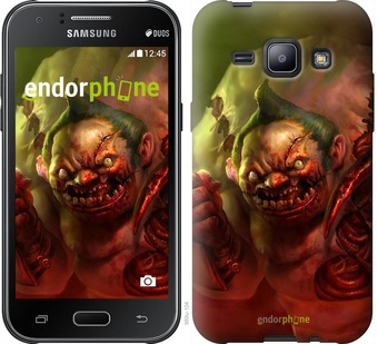 "Чехол для Samsung Galaxy J1 J100H ""Dota 2. Pudge"" - интернет-магазин чехлов endorphone.com.ua"