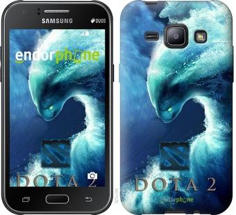 "Чехол для Samsung Galaxy J1 J100H ""Dota 2. Morphling"" - интернет-магазин чехлов endorphone.com.ua"