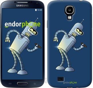 "Чехол для Samsung Galaxy S4 i9500 ""Футурама. Бендер"" - интернет-магазин чехлов endorphone.com.ua"