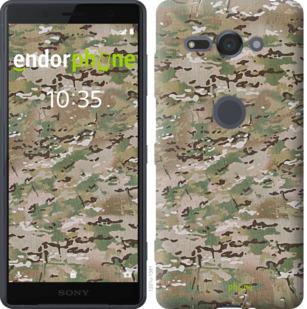 Чехлы для Sony Xperia XZ2 Compact H8324, - печать на силиконовых чехлах для Сони Иксперия ХЗ2 компакт Н8324