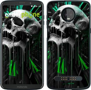 Чехлы для Motorola Moto Z3 Play, - печать на силиконовых чехлах для Моторола мото з3 плей