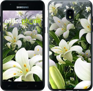 Чехлы для Samsung Galaxy J3 2018, - печать на силиконовых чехлах для Самсунг галакси ж3 2018